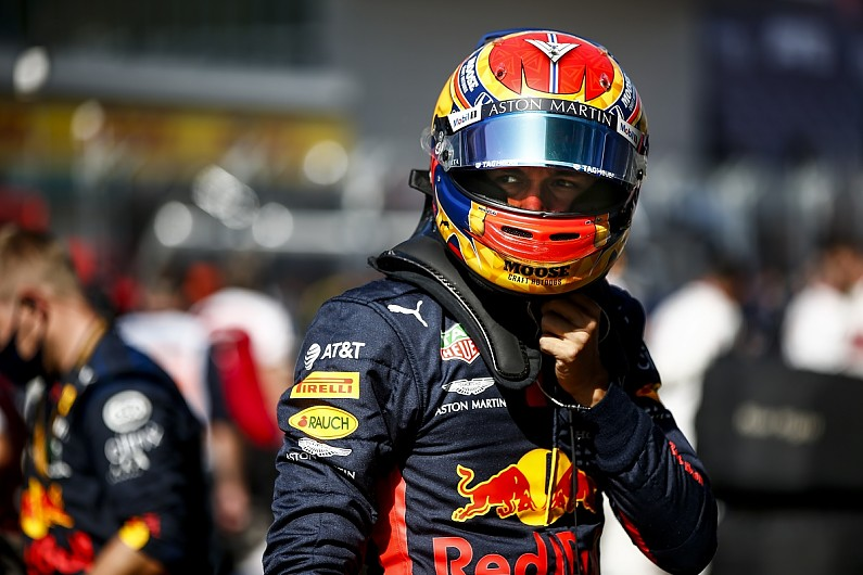 """Albon: Confidence in """"hustling"""" Red Bull like Verstappen key to F1 form - Motor Informed"""