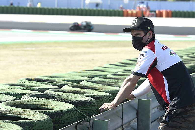 """Crutchlow's arm """"not in a great situation"""" ahead of French GP - Motor Informed"""