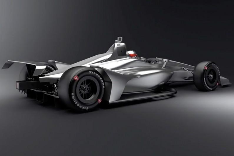 Honda Of Bowie >> Part of design team behind new 2018 Indycar explains development - IndyCar - Autosport