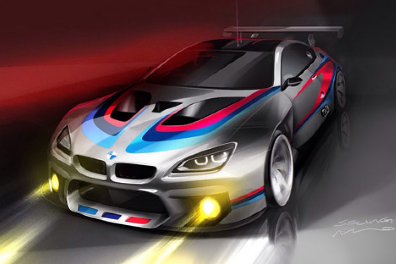 BMW to replace Z4 GT3 car with new M6 for 2016