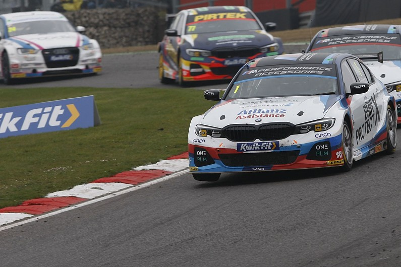 Frustrated Turkington Cant Drive My Natural Style In New Wsr Bmw