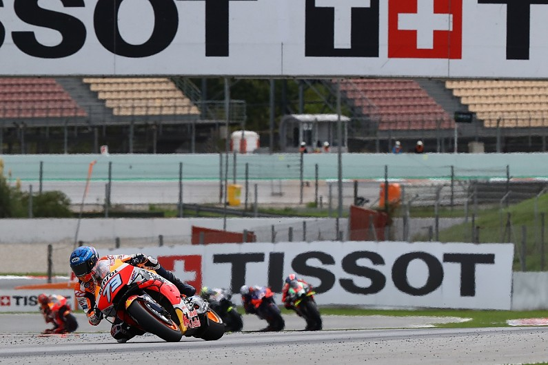 """Marquez """"expected more"""" from Catalan MotoGP - Motor Informed"""