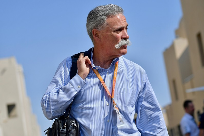 F1 CEO Chase Carey: Signing new major sponsors harder than expected