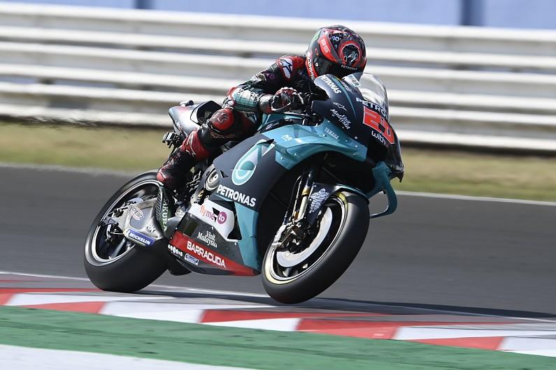 Quartararo: Difficult to win MotoGP races if Yamaha isn't in front - Motor Informed