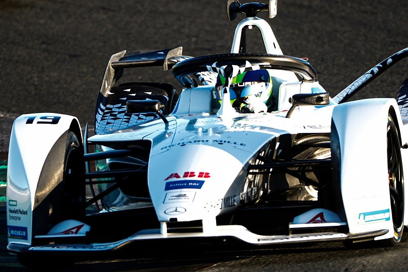 Susie Wolff explains Mercedes/Venturi Formula E powertrain supply deal