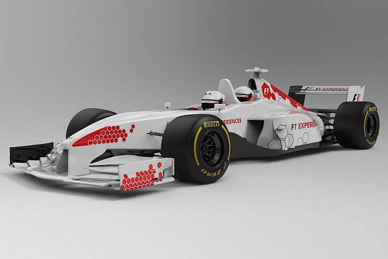 First images of updated two-seater Formula 1 car revealed - F1 ...