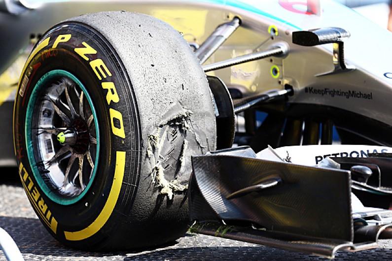 349d8e29d9400 Pirelli thinks video feeds would help avert Formula 1 tyre blowouts - F1 -  Autosport