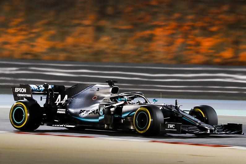 Hamilton: Bahrain F1 order 'completely different' to Australian GP
