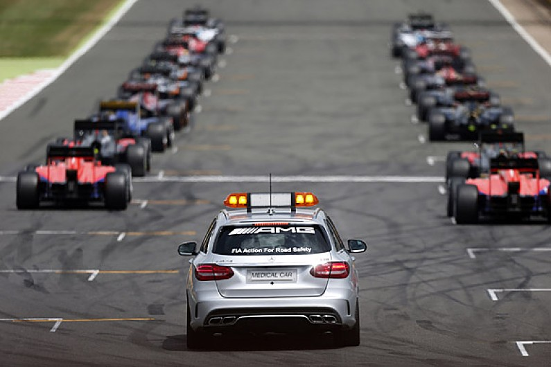 Details of Formula 1's new grand prix start rules revealed - F1 - Autosport
