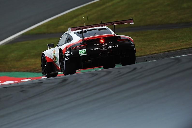 BoP 'presents' determined Fuji GTE qualifying - Kevin Estre