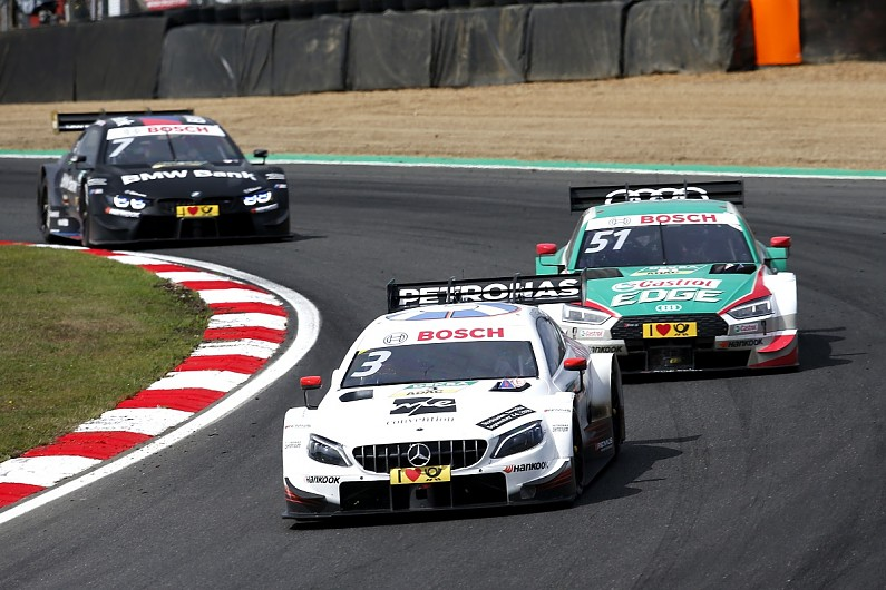 Bmw Joins Audi In Ruling Out Mercedes Drivers For 2019 Dtm Season