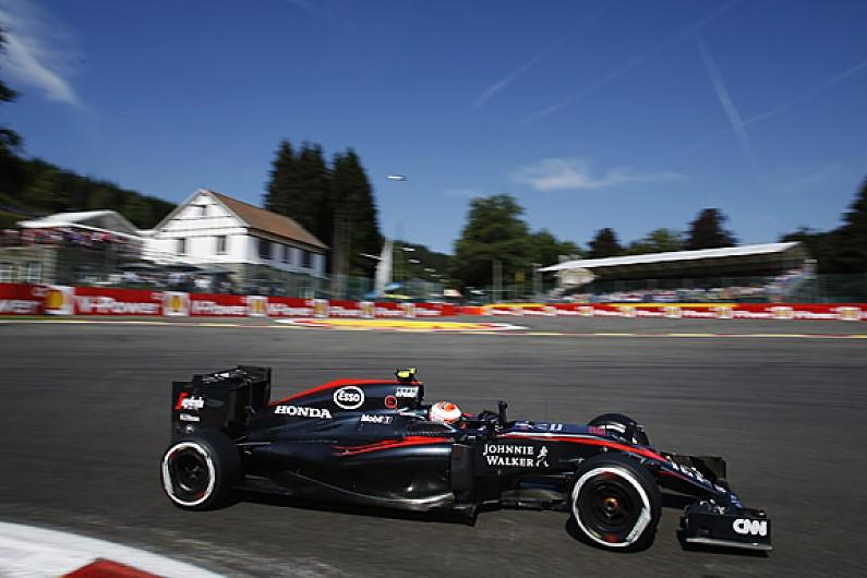 Honda reckons its F1 engine is 25 horsepower ahead of