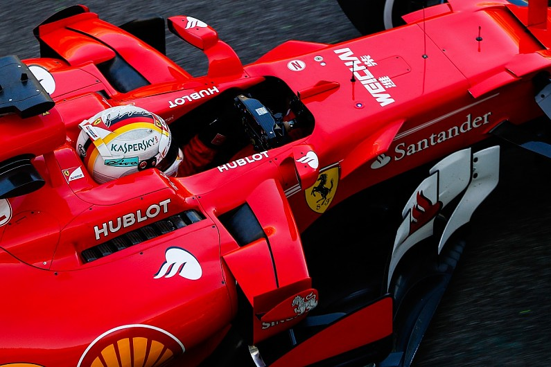 Ferrari Formula 1 team loses Santander sponsorship - F1 - Autosport