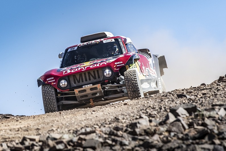 Carlos Sainz Sr: Mini improvements boost Dakar third win hopes