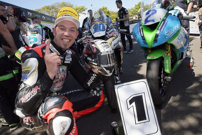Peter Hickman beats Lee Johnston in Ulster GP Supersport thriller - TT