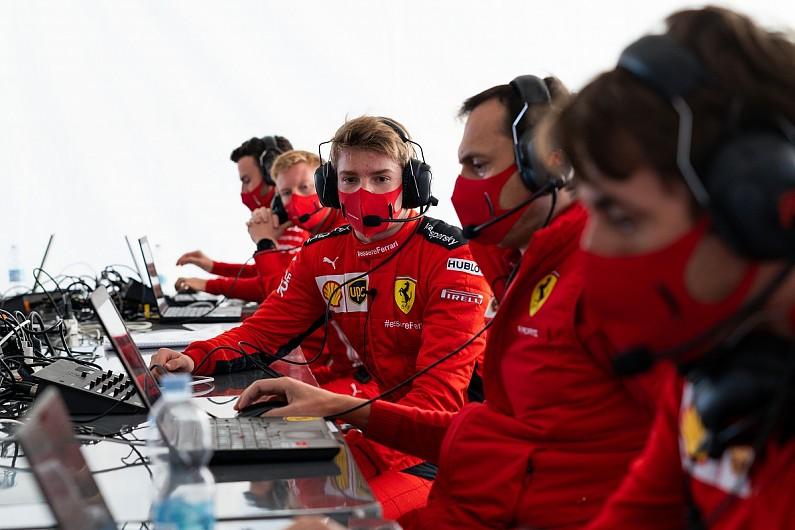 """Ferrari: Young driver F1 logjam """"not a headache"""" - Motor Informed"""