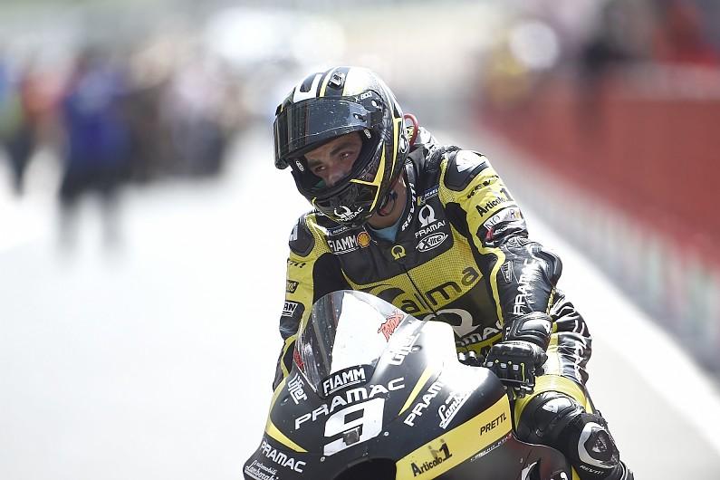 [MotoGP] 佩特鲁奇顶替洛伦佐离开杜卡迪的空缺