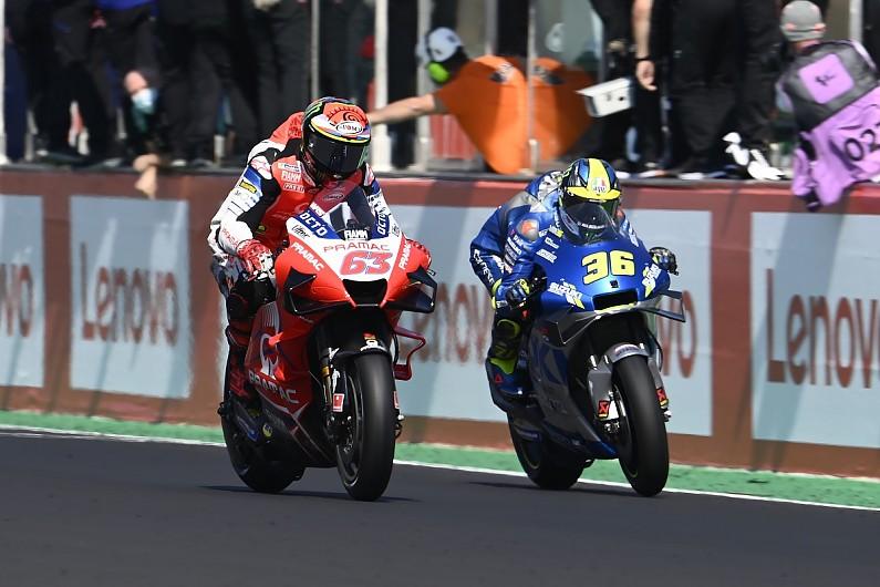Bagnaia 'wasn't expecting' maiden MotoGP podium at Misano - Motor Informed