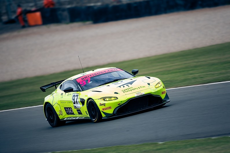 British GT4 champion Canning wins Aston Martin Racing Driver Academy