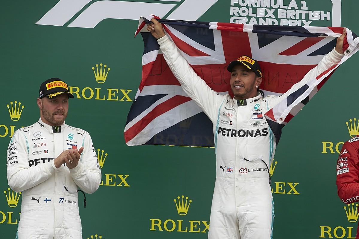 Why Bottas was always doomed to lose to Hamilton - F1 - Autosport Plus
