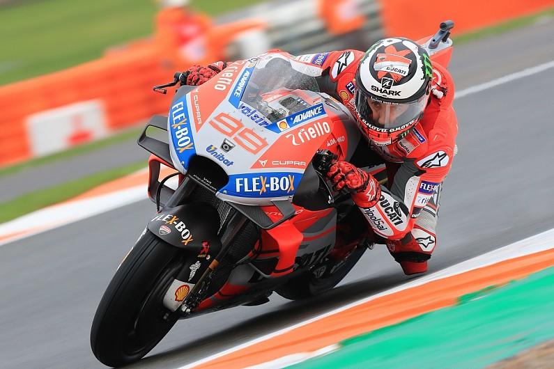 Lorenzo Has Proposed Himself To Ducati For 2021 Motogp Season Motogp Autosport