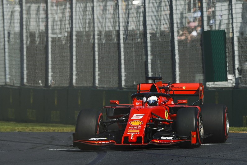 Ferrari expects to see impact of 'corrections' in F1's Bahrain GP