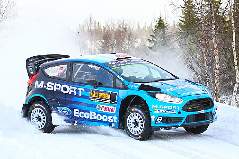 WRC Rally Sweden Shakedown Relocated After Objections WRC - Rally sweden map 2016