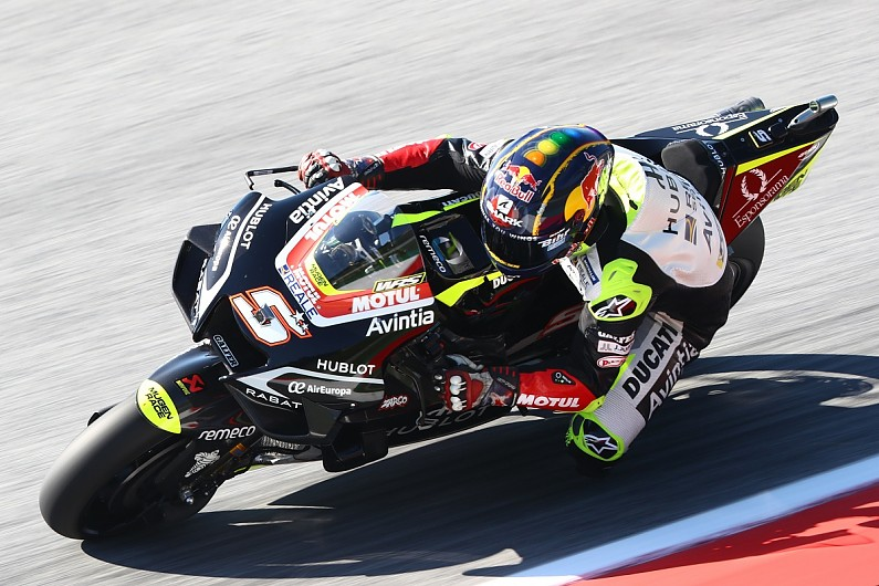 Zarco Ready For Return To Factory Motogp Bike With Ducati In 2021 Motogp Autosport