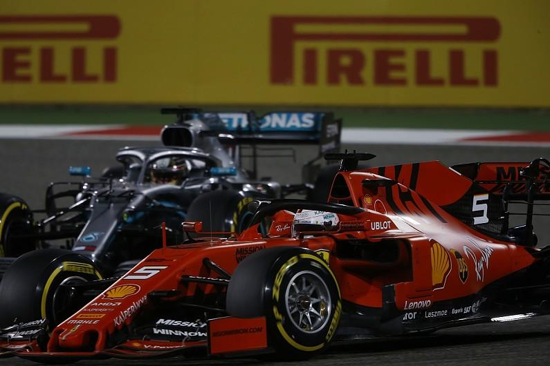 Ferrari hasn't extracted 'full potential' in F1 2019, says Hamilton