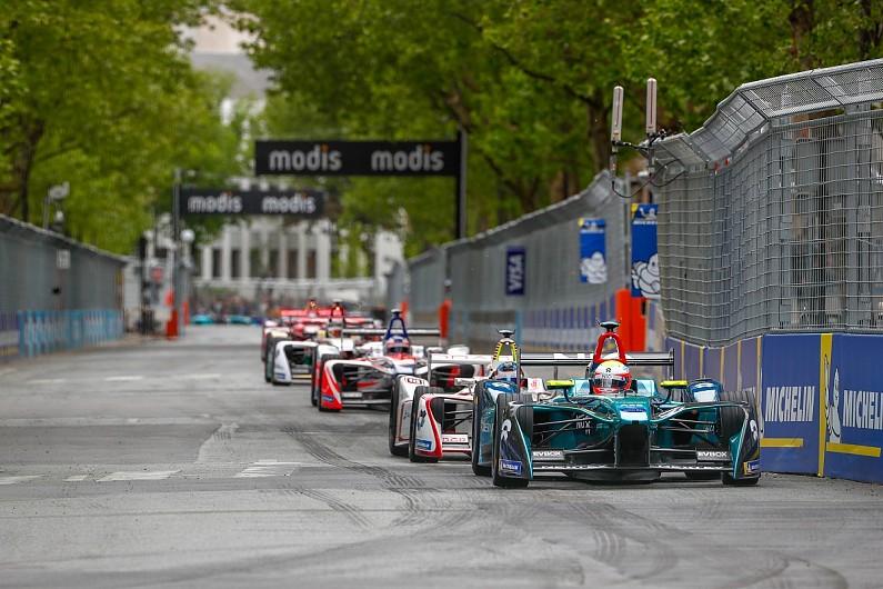 Promoted Formula E And Modis Offer Technology Work Placement Formula E Autosport
