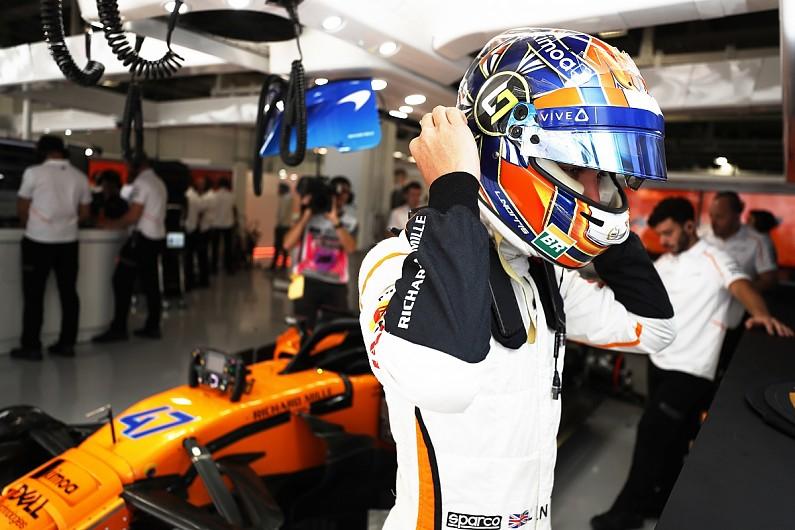 Mclaren F1 S Sainz And Norris To Star At Autosport International