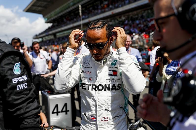 """Lewis Hamilton: """"Difficult"""" to imagine leaving Mercedes F1 team"""