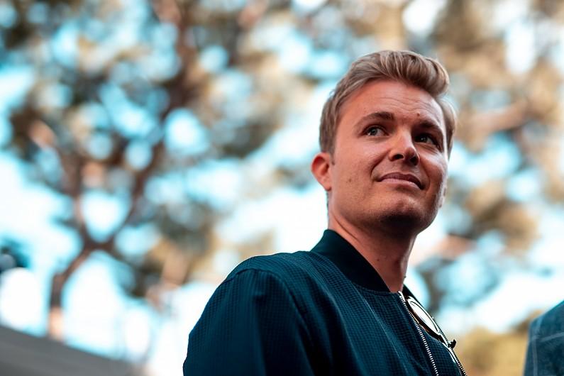 "Nico Rosberg becoming ""the new Jacques Villeneuve"" - Max Verstappen"