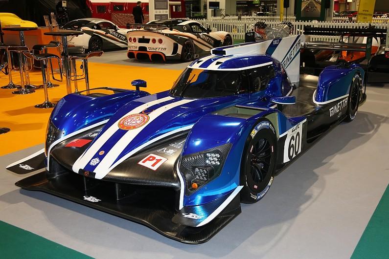 Ginetta reveals new LMP1 car for WEC superseason - WEC - Autosport