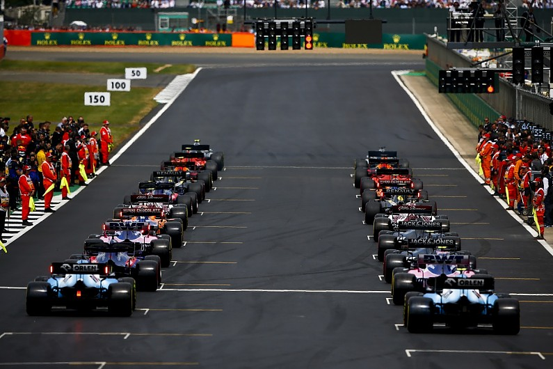 F1 outlines how ballast could work instead of engine grid penalties