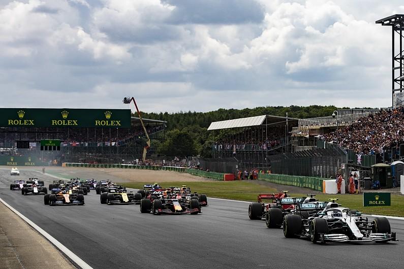 F1 has