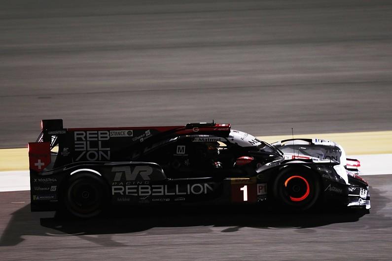 Rebellion beats Ginetta to WEC Bahrain pole, Toyota third and fourth