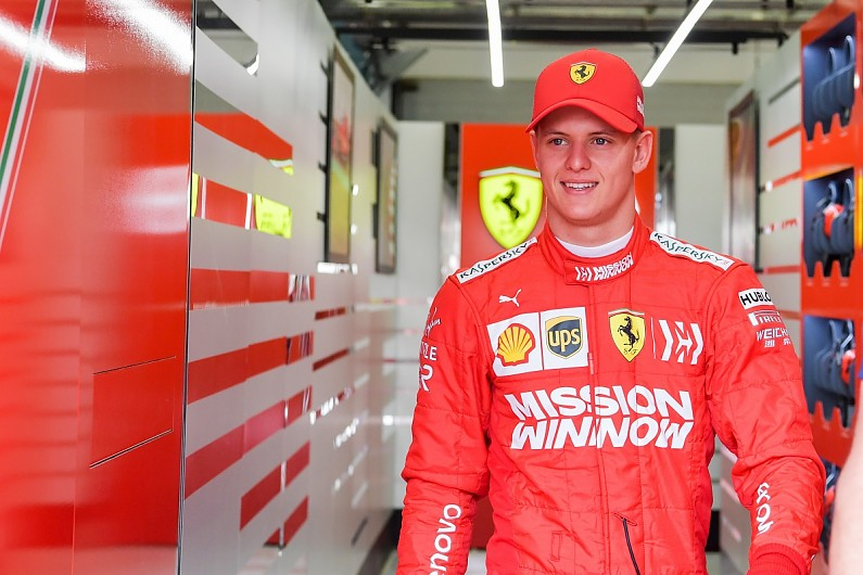 Ferrari: Mick Schumacher a good candidate for seat in ...