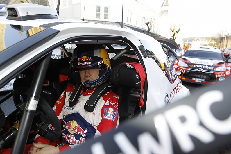 [WRC] 雪铁龙计划与奥吉尔讨论2019赛季回归事宜