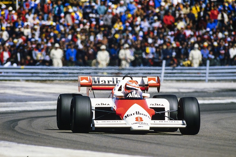 Video: Why McLaren's 1980s F1 innovation is still used today - F1