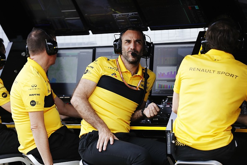 F1 falling behind on attempts to firm up '21 engine rules - Renault
