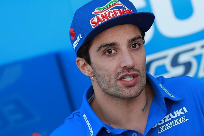 Andrea Iannone To Split With Suzuki After 2018 Motogp Season