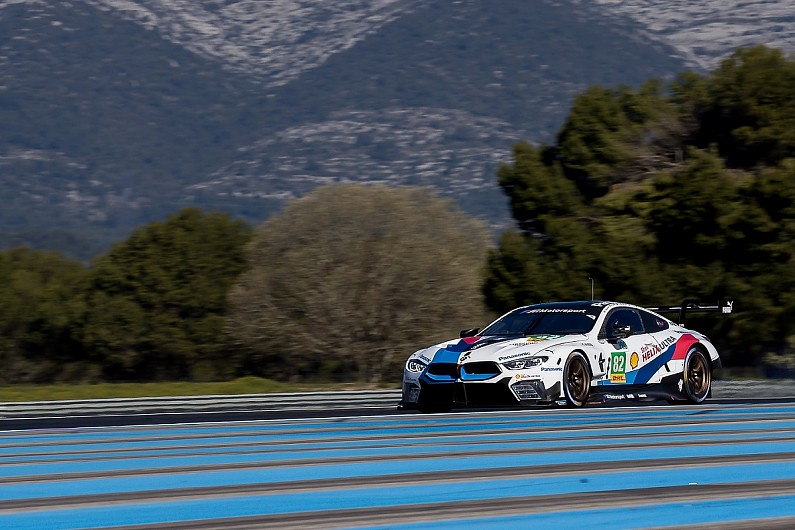 BMW hints at prototype Le Mans return with hydrogen-powered