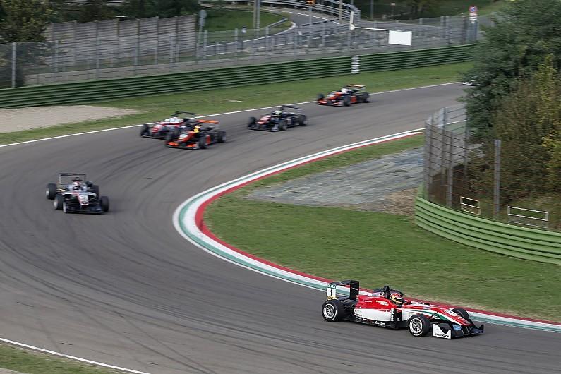 Williams F1 Hopeful Lance Stroll Dominates Third Imola Euro F3 Race F3 Autosport