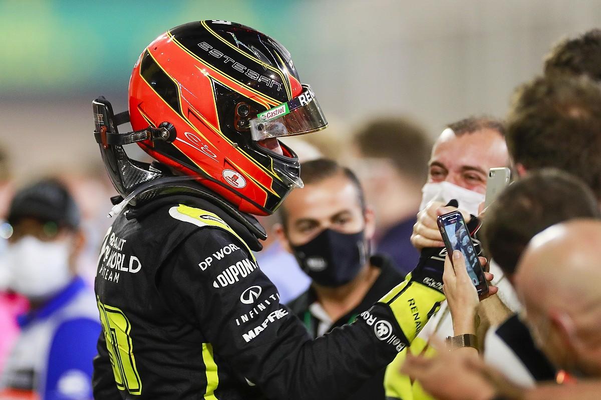 Ocon Formel 1