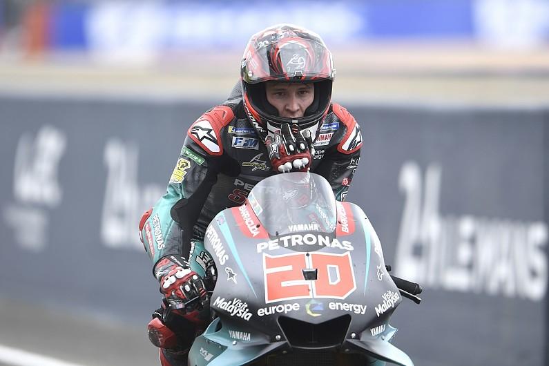 Quartararo used qualifying mode to help MotoGP French GP recovery