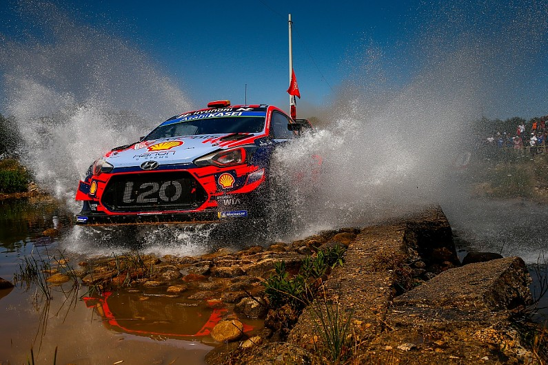 Sordo returns to Hyundai WRC roster for Rally Italy in third entry - Motor Informed