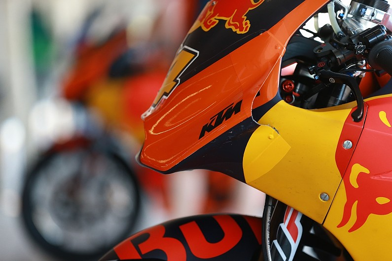 KTM's new MotoGP fairing a 'completely different concept'
