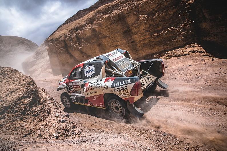 Dakar Rally 2019: Loeb wins gruelling stage, Al-Attiyah extends lead - autosport.com - stage, rally, gruelling, extends, dakar, autosport, attiyah