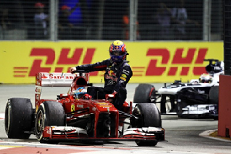 Fia To Urge Against F1 Taxi Lifts After Webber Alonso In
